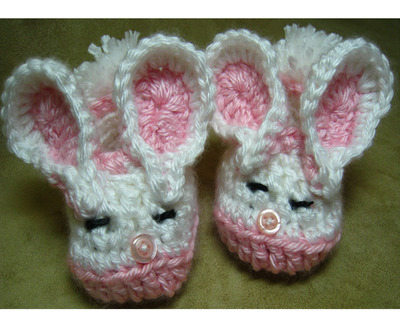 Crochet Baby Booties & General Footwear on Pinterest | 457