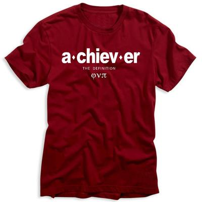 Achiever - the definition t-shirt