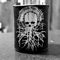 Plague Widow | Drink Koozie