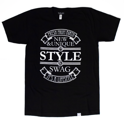 Style & swag (black)