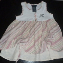 Calvin Klein Jeans Dress-Size 4T