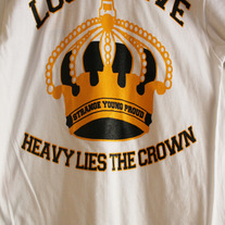 Heavy Lies The Crown Tee