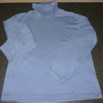 Navy Turtleneck-Polo Ralph Lauren Size S 8-10