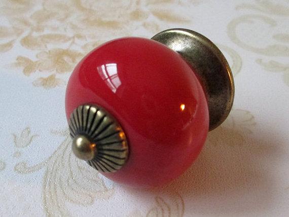 red dresser knob drawer knobs kitchen cabinet knobs pulls