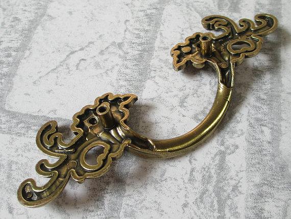 1 75 Quot Dresser Pulls Drawer Pull Handles Antique Bronze