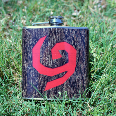 Deku flask (6 oz)