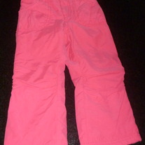 Pink Pants Lined-Old Navy Size 2T