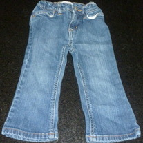 Denim Jeans-Old Navy Size 18-24 Months