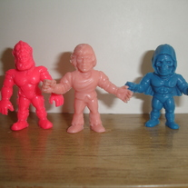 Series 1 - M.U.S.C.L.E.s Of The Universe 3-Pack