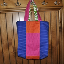 Reversible Tote (Bright)