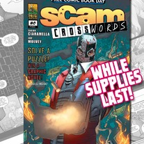 SCAM #0: CROSSWORDS (FCBD 2014)