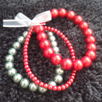 Christmas Pearls Set