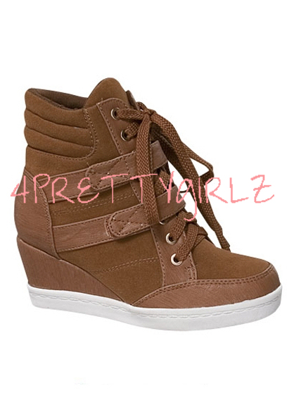 the gallery for gt wedges sneakers for girls kids