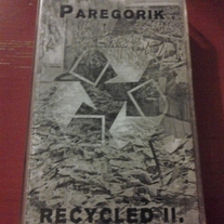 PAREGORIK 'recycled II'