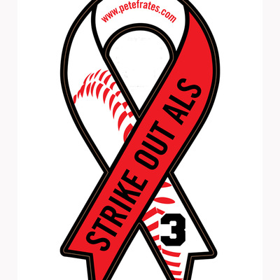Strike out als car magnet