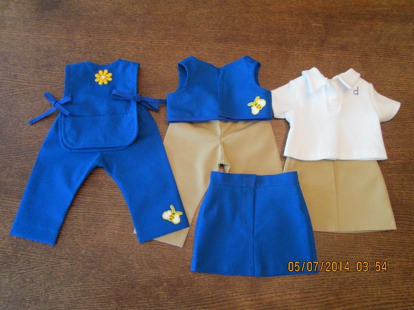 so   girl scout daisy uniform diva kitty dolls online