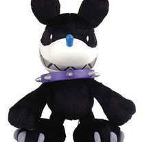 Baby Hellhound Plush by Touma - Black