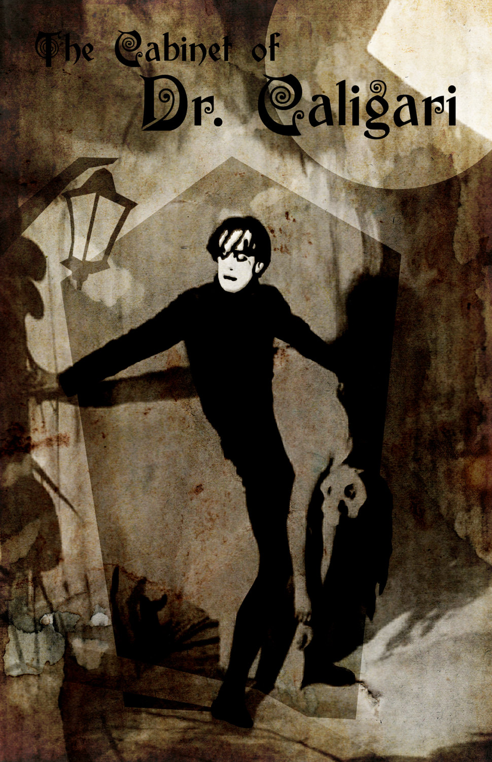 The Cabinet of Dr Caligari - The Somnambulist - Horror Movie Cult ...