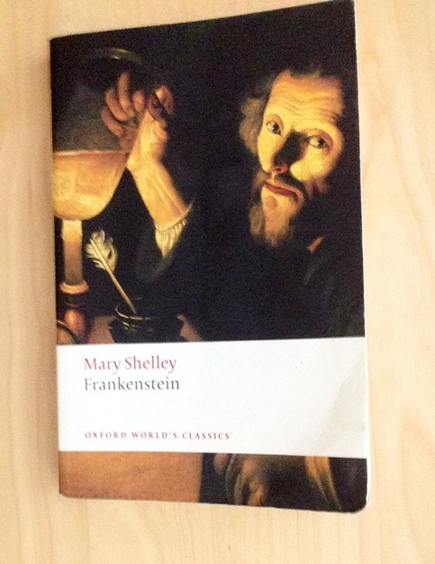explored by mary shellys novel frankenstein essay Unit test study guide questions frankenstein, by mary shelley  mary shelley: real-life author of the novel  be prepared to write an essay to a question.