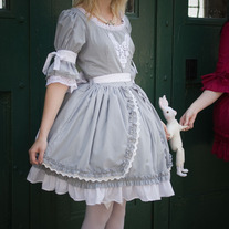 Gloomth Duchesse Dress