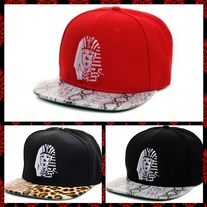 Last Kings Animal Print Strapbacks