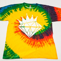 Diamond King Tie-Dye