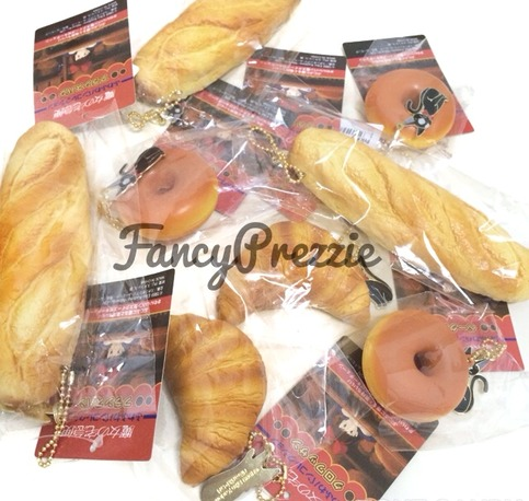 Rare Squishy Package : Rare Kiki Delivery Pastries Squishy ? FancyPrezzie ? Online Store Powered by Storenvy