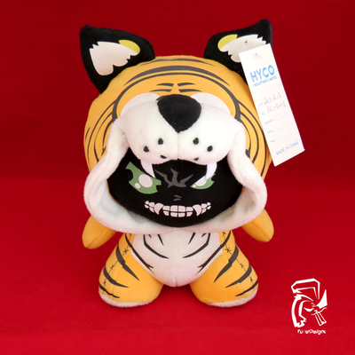Grrr... plush: prototype!