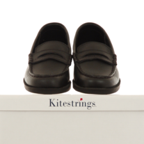Kitestrings Penny Loafer Black