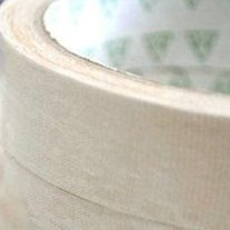 White Fabric Tape