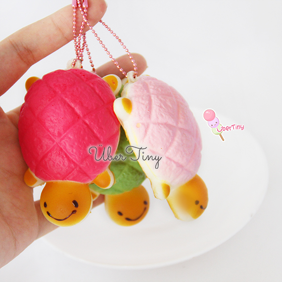 Turtle Melon Bun Squishy ? Uber Tiny ? Online Store Powered by Storenvy