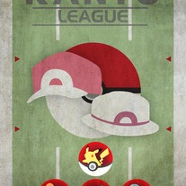 Pokemon League Series - Kanto