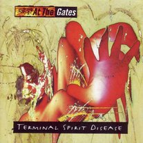 At The Gates - Terminal Spirit Disease (black vinyl)
