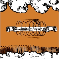 "Ghostlimb/Fischer Split 10"" (Orange Vinyl)"