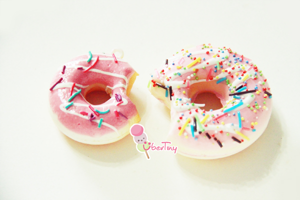 Yum Yums Squishy Donuts (Size: Precious) ? Uber Tiny ? Online Store Powered by Storenvy