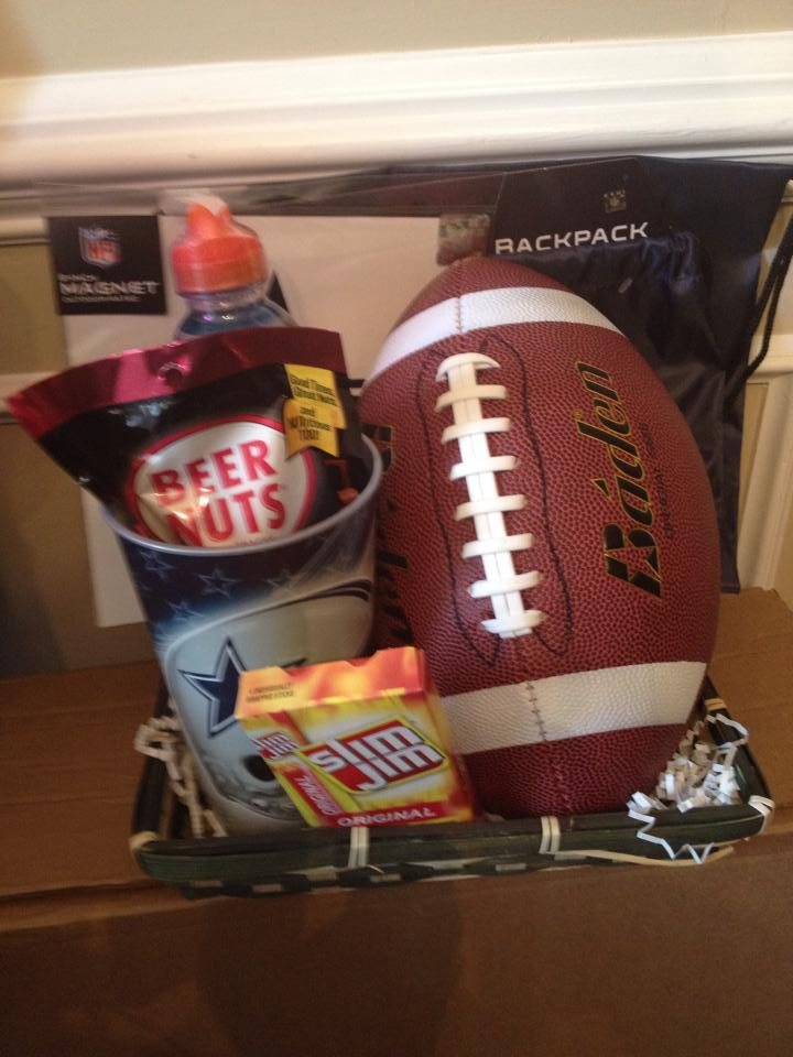NFL Gift Baskets · Tonia's Basket Faze · Online Store Powered by ...
