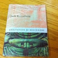Meditation for Beginners by Jack Kornfield