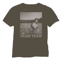 Tiger! Tiger! - I Salsa Your Face/Hayford Limited Edition T-shirt