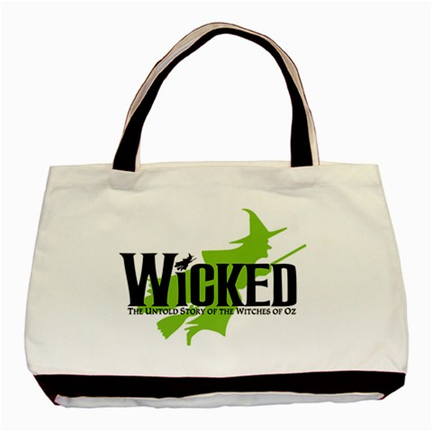 Wicked Musical Tote Bag 44