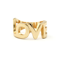 Modern Love Ring (More Colors Available)