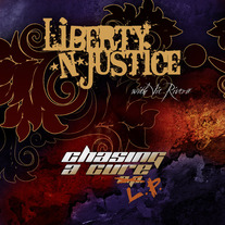 Liberty N Justice - Chasing A Cure LP (Limited Edition)