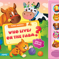 Who lives on the Farm? by AZ books