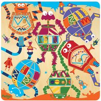 P'kolino Mix & Match 12-piece Puzzle