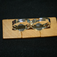 WTF scrabble double ring - Thumbnail 2