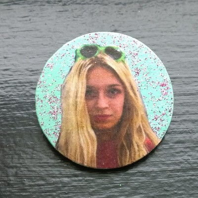 Melissa brooks of the aquadolls pin