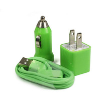 Lime Green Charger Kit