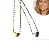 Mini Heart Necklace - Gifted Exclusively to Lauren Conrad