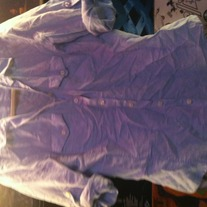 Banana Republic Chambray Shirt M