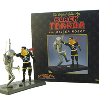 The Original Golden Age Black Terror vs. Killer Robot - Thumbnail 4