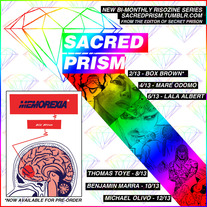 SACRED PRISM 2013 SUBSCRIPTION